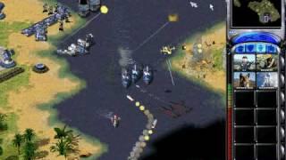 Red Alert 2 Allied Walkthrough - Mission 7: Deep Sea