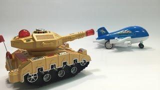 Xe tăng đồ chơi  Tank toy xe tăng bắn máy bay đồ chơi 坦克玩具 игрушка танк