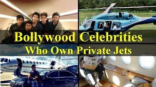 इन अभिनेताओं के पास है खुद का हवाई जहाज l विडियो देखिए किसका है सबसे ज्यादा मेहंगा जहाज़
