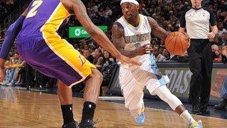 Top 10 NBA Crossovers of the 2013-2014 Regular Season