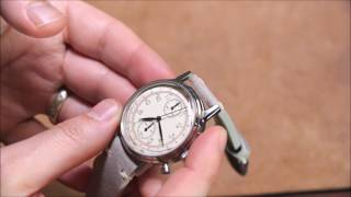 Undone Urban Vintage Chronograph Watch Review | aBlogtoWatch
