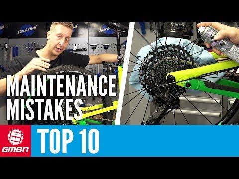 Xxx Mp4 10 Mountain Bike Maintenance Mistakes To Avoid 3gp Sex