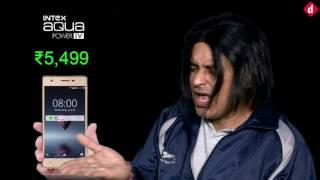 [Hindi - हिन्दी]Intex Aqua Power iv