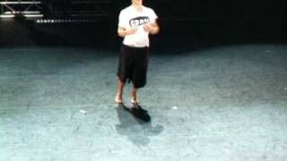 Unclear Solo Robin 4-e jaars Albeda Dans College 2010.AVI