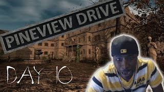 Pineview Drive Gameplay Walkthrough DAY 10 I REALLY HATE BATHROOMS!!! ( HORROR GAME )
