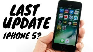iPhone 5 iOS 10.3.3 Review: The Last Update?