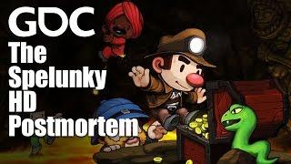 The Spelunky HD Postmortem