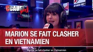 Marion se fait clasher en Vietnamien - C'Cauet sur NRJ