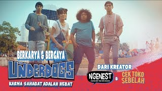 THE UNDERDOGS Berkarya & Bergaya Music Video