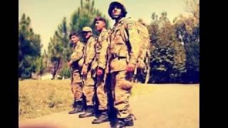 Khuda Zameen Sy Gaya Nahein Hy-PAK Army Song-HD