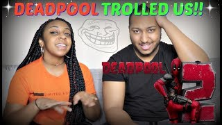 WATCH THE MOVIE BEFORE WATCHING THIS!! | DEADPOOL 2 MOVIE REVIEW + SUMMARY!!! MAJOR SPOILERS!!!!