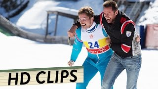 EDDIE THE EAGLE Alle Filmclips und Trailer Deutsch German (HD) | Hugh Jackman