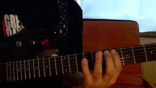 Mantra - Timi Bina Guitar Lesson
