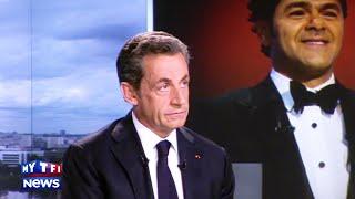 Nicolas Sarkozy répond à Jamel Debbouze dans le JT de TF1