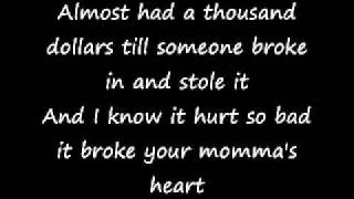 Eminem - Mockingbird (Lyrics)