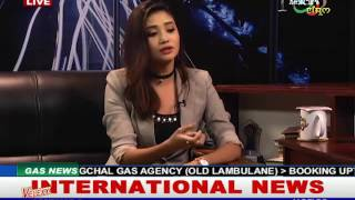 Renowned Actress Soma Laishram on Manung Hutna 16 July 2016