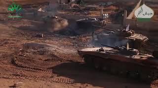 في جبهات حرستا وجنوب إدلب...الروس ينقذون الأسد