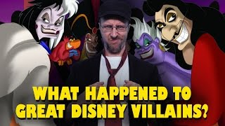 What Happened to Great Disney Villains?