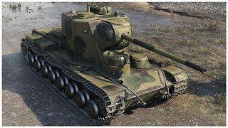 KV-5 • VETERAN World of Tanks