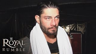 Roman Reigns speechless after Triple H is crowned WWE World Heavyweight Champion: Jan. 24, 2016