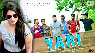 YAARI... || Gourav Bhati || Latest Punjabi Video Song 2017 || Neelam Films