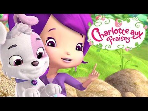 Charlotte aux Fraises ★ L Adoption d Animaux de Compagnie ★ Aventures à Fraisi Paradis