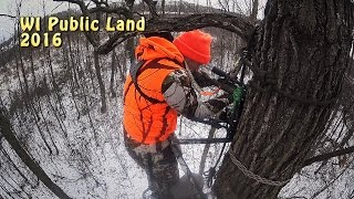 Deer Hunting WI Gun Season 2016