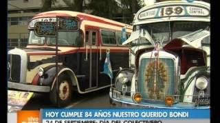 Vivo en Argentina - La historia de los colectivos - 24-09-12 (2 de 2)