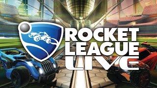 Rocket League --- Learning The Basics