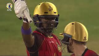 #CPL18 Match Highlights M9: St. Lucia Stars v Trinbago Knight Riders