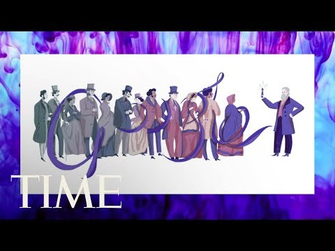 Xxx Mp4 Who Was Sir William Henry Perkin Google Celebrates The British Chemist Who Discovered Purple TIME 3gp Sex