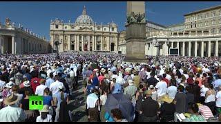 Canonisation of Mother Teresa in Vatican City