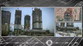 Al Habtoor City Construction Progress Time-lapse (April 2012 – November 2018)