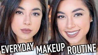 My Everyday Makeup Routine | Talk Through Tutorial