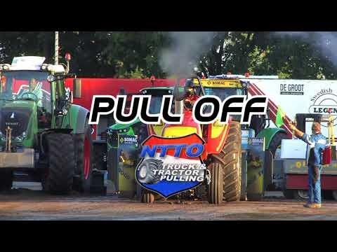 TractorpullingTV HD - 4500kg Supersport - NK Staphorst