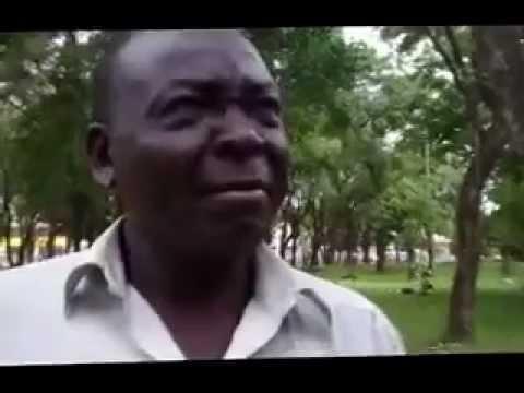Bsp ben Bahati at Muliro gardens in Kakamega town