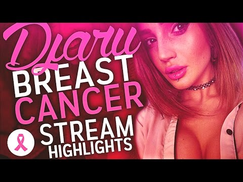 MY BOOBS ARE OUT BOYS! -  Breast Cancer Charity Fundraiser Stream Djarii Highlights