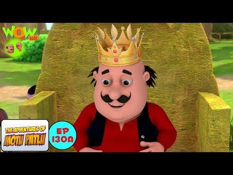 Motu The King Of Tribe Motu Patlu in Hindi