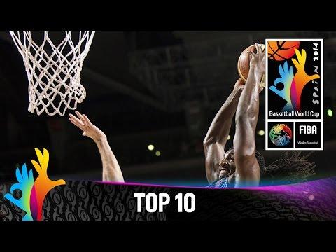watch Top 10 Plays - 2014 FIBA Basketball World Cup