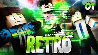 DIE RUHE VOR DEM STURM ? • Minecraft RETRO S2 #01 | Minecraft Roleplay • Deutsch | HD