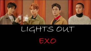 EXO - Lights Out Lyrics (HAN/ROM/ENG)