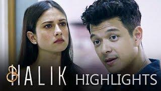 Halik: Lino warns Aliyah against Ace   EP 109