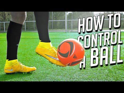 Xxx Mp4 How To Control The Ball After A Pass Cross Football Tutorial By Freekickerz 3gp Sex