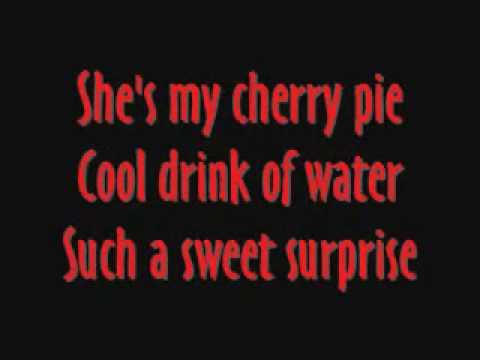 Warrant - Cherry Pie (with lyrics)