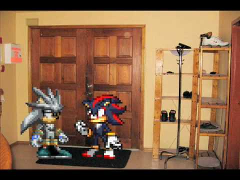 The Adventures of Sonic Silver and Shadow Episode 7 part 1