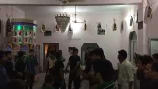 8th muharrum at Imambada Nauwa gaon 2015-16