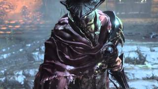 Mr. Spanks SL1 All Bosses: Abyss Watchers
