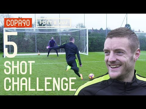 Xxx Mp4 5 Shot Challenge With Jamie Vardy Ft Poet Amp Timbsy 3gp Sex