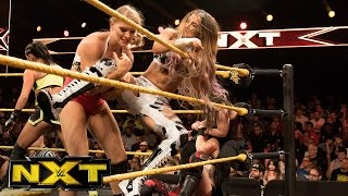 NXT Women's Championship No. 1 Contender's Battle Royal: WWE NXT, May 3, 2017