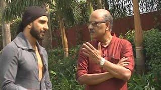 Walk The Talk with Bollywood actor Ranveer Singh